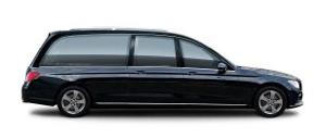 Mercedes E-Class Hearse