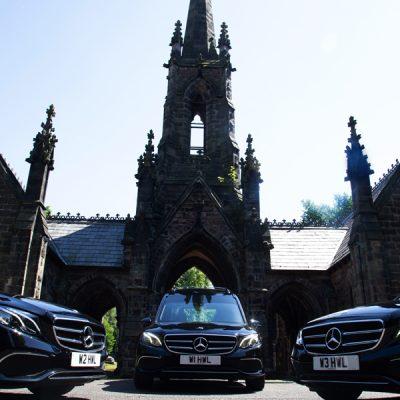 HWL-fleet-lined-up-church
